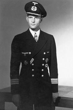 Kapitän zur See (Captain) Wolfgang August Eugen Lüth (15 October 1913 – 14 May 1945)