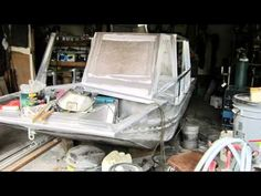 Construction of lower cabin frame, console, window and door rough openings. Boat Building Plans, Building A House, Construction, Youtube, Building, Build House, Youtubers, Youtube Movies