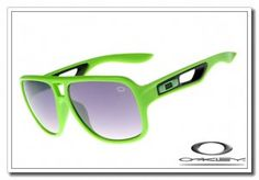 Oakley dispatch II sunglasses island green / grey iridium
