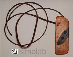 Simolab, il laboratorio di Simosì: Gioielli in ceramica