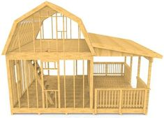 Barn Shed Plan