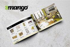 Exkluzív katalógus készítés, lakberendezési / interior termékek bemutatása