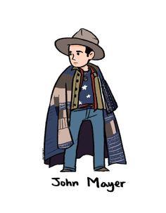 Knifeson Record - John Mayer