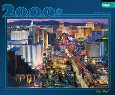 2000pc Jigsaw Puzzle: Vegas, Baby!