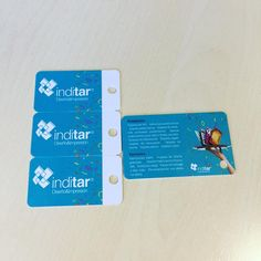 Quieres sorprender a tus posibles clientes? 😲Os dejamos estas dos opciones #tarjetallavero y #minicard ✌️
