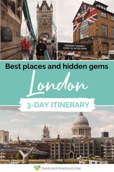 Wondering how to find the most stunning places in London, England? This London travel guide will show you everything from historic London travel places to hidden, artsy gems you have never heard of before. London Travel Places. London Travel Tips. London Travel Things to do. London Travel Harry Potter. London Travel Where to stay. #LondonTravelPlaces #LondonTravelGuide #travelingfoundlove