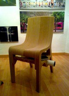 """Layer Chair Sevilla Edition"" foto de Francisco Diaz."