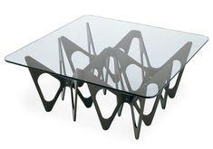mesa de centro BUTTERFLY - ZANOTTA