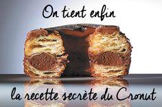 Recette du Cronut de Dominique Ansel. C'est un peu le Paris-Brest des New-Yorkais…