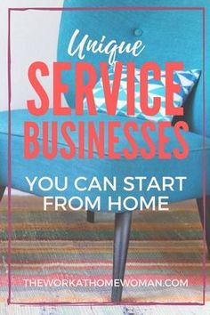 Not all business require large startup fees or selling a product. If you have any hobbies or creative skills you could offer as a service, you can start a home-based service business with almost nothing down. Start A Business From Home, Work From Home Moms, Home Based Business, Starting A Business, Business Planning, Business Tips, Online Business, Business School, Unique Business Ideas