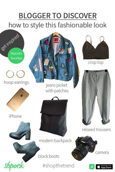 eb6537441d Download Shpock and find cool fashion bargains in your neighbourhood!  #shpockapp #fashiontips #thriftshopping #secondhand #sustainablefashion  #bloggerlook # ...