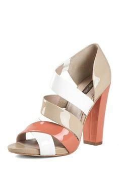 Joan & David Deanza High Heel Sandal