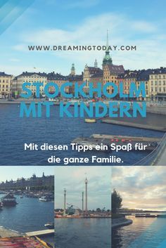 Make a city trip to Stockholm. Here are tips on what the city has to offer for children and families Ski Vacation, Vacation Resorts, Vacation Spots, Mountainous Terrain, Salt Of The Earth, Reisen In Europa, Hill Station, Weekend Getaways