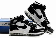 Nike Air Jordan 1 LeBron James White Black