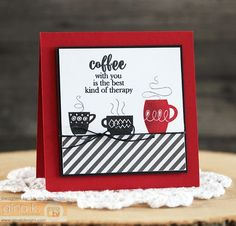Retro Coffee by Laurie Schmidlin
