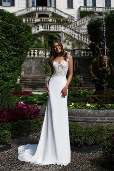 Milla Nova Bridal Wedding Dresses 2017 / http://www.himisspuff.com/milla-nova-bridal-2017-wedding-dresses/29/