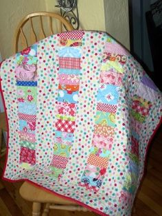 sewing and quilting a quilt at the same time.... AH-MAZING and quick... i must try this asap.