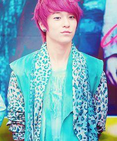 L.Joe! My bias of Teen Top :-)