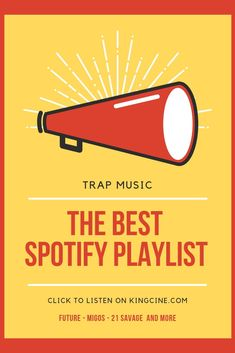 A list of trap songs you might find interesting. This Spotify trap music playlist contain the best popular trap, and rap songs, Enjoy! Party Music Playlist, Rap Playlist, Party Songs, Best Rap Songs, Best Love Songs, Pop Songs, Nicki Menaj, Road Trip Songs, Girl Power Songs
