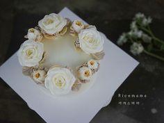 Propose Butterflowercake koreancake