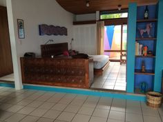 Ultra Villa @ Xandari Resort. Available with double beds also.