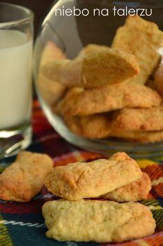 niebo na talerzu: Maślane ciasteczka