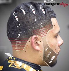 If you don't know,now ya know!!! Nice diagram by the talented @don_mlb #barberology #babyliss4barbers