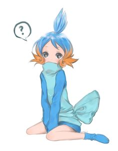 Hey, it looks like the Mudkip from the Moemon ROM hack game!