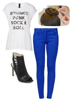 """""""Casually Punk"""" by graciefarber on Polyvore"""