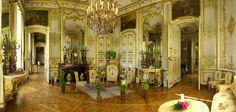 Inside Castles, Baroque Design, Palaces, Versailles, Fair Grounds, Palace