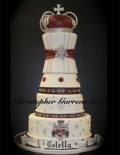Christopher Garrens Orange County Wedding Cakes At Let Them Eat Cake Costa Mesa Newport Beach California Los Angeles San G