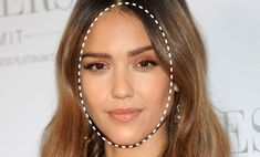 How To Find Your Face Shape - 7 Types Of Face Shapes Oblong Face Shape, Oval Face Shapes, Oval Faces, Long Faces, Hairstyles For Rectangular Faces, Oblong Face Hairstyles, Bob Wedding Hairstyles, Bob Hairstyles For Fine Hair, Hairstyles Men