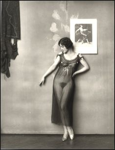 Elephant in Tiger Skin: Old Photos of New Orleans (& LA)Storyville prostitutes photographed by E.J. Bellocq, early 1900's.
