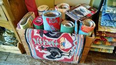 Rugs, rugs, and more rugs! We've got them all.