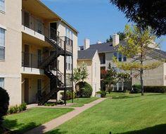 Preston Park Apartments in Dallas, Texas. 1, 2 & 3 Bedroom ...