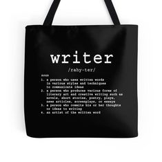 This classic ID tote.   26 Gifts For People Who'd Rather Live Between The Pages Of A Book