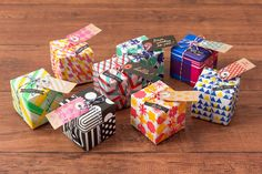 Gift Wrapping Techniques, Japanese Packaging, Arts And Crafts, Paper Crafts, Handmade Accessories, Starter Kit, Packaging Design, Wraps, Creative