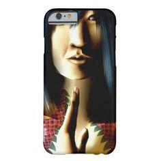Japanese Tattoed Geisha 2 iPhone 6 Case