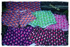 Underwear for me ♥  alle Stoffe von Hamburger Liebe / Hilco und als ich die Ballen gekauft habe, hatte ich nicht wirklich den Gedanken an Unterwäsche daraus aber HAMMER   #Hamburger Liebe #Farbenmix #Siniju #Speedy #underwear