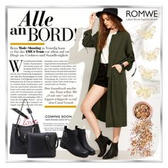 ROMWE 1 by woman-1979 on Polyvore featuring polyvore fashion style In Your Dreams clothing