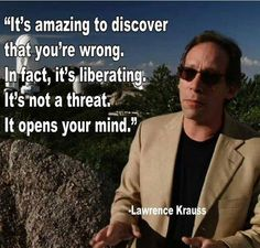 Lawrence Krauss Quotes