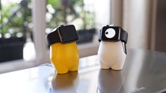 A New Species of Smartwatch Stand