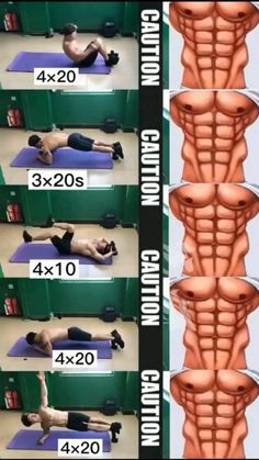 Abs And Cardio Workout, Full Body Gym Workout, Gym Workouts For Men, Gym Workout Videos, Gym Workout For Beginners, Abs Workout Routines, Weight Training Workouts, Workout Guide, Fitness Workouts