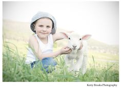 easter session...need a lamb...