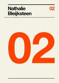 Presentation folder Bleijksteen on Behance