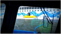 Rettungsschiff der AIDA