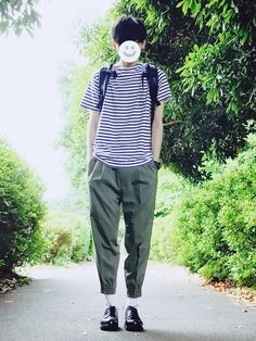 Parabootと白靴下の組み合わせが好きです。 Tシャツ L パンツ M 靴7.5 Japan Fashion, Mens Fashion, Muji, College Fashion, Holiday Outfits, Stylists, Normcore, Japan Style, Lifestyle