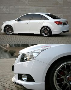 Chevrolet Cruze RS Custom. LB.