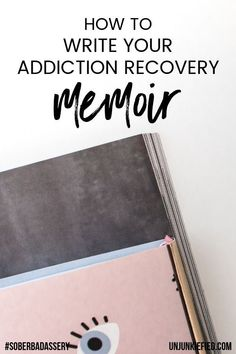 Do you know how powerful your story is? If you have overcome your addiction then it's time to write a memoir about recovery. Here's a simple guide to get you started. Addiction Help, Addiction Recovery, Romantic Love Quotes, Love Quotes For Him, Getting Sober, Recovering Addict, Sober Life, Gratitude Quotes, Coping Mechanisms