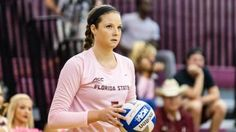 Walch Earns Third Straight ACC Player of the Week Award - Florida State Seminoles Official Athletic Site